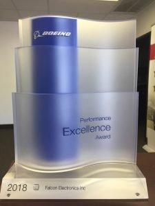 Boeing Award